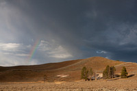 Hayden Valley Rainbow
