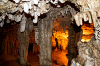 Lewis & Clark Caverns Candlelight Tour 2012 16