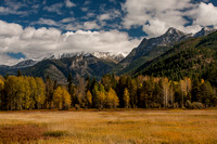 Fall In The Cabinet Mountains - 2013 -2