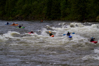Lochsa River Whitewater Rafters